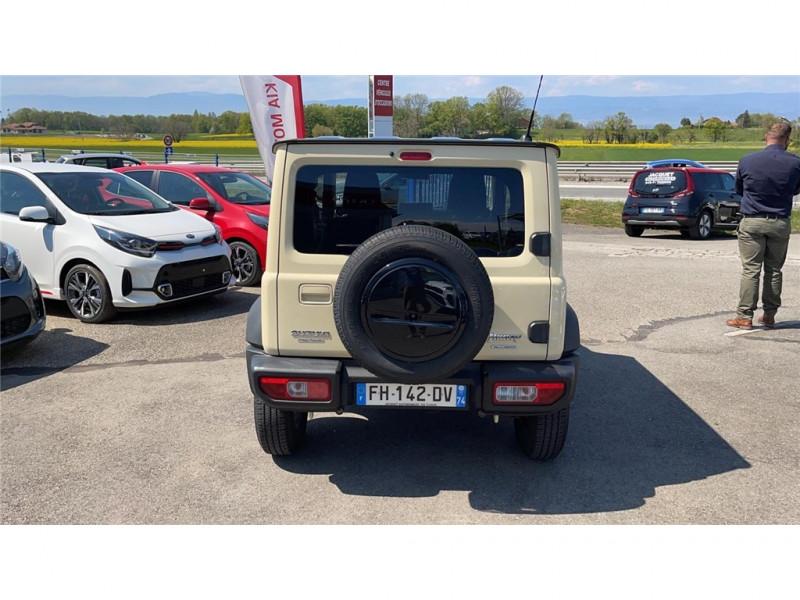 Photo 4 de l'offre de SUZUKI JIMNY 1.5 VVT AUTO à 27900€ chez Jacquet Automobiles