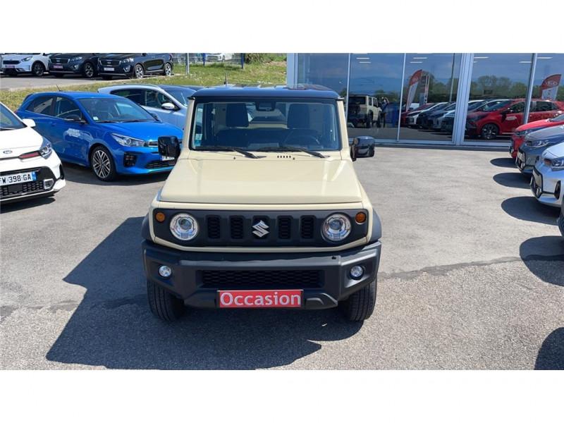 Photo 2 de l'offre de SUZUKI JIMNY 1.5 VVT AUTO à 27900€ chez Jacquet Automobiles