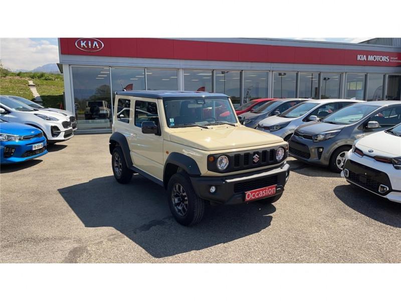 Suzuki JIMNY 1.5 VVT AUTO Essence sans plomb Beige Occasion à vendre