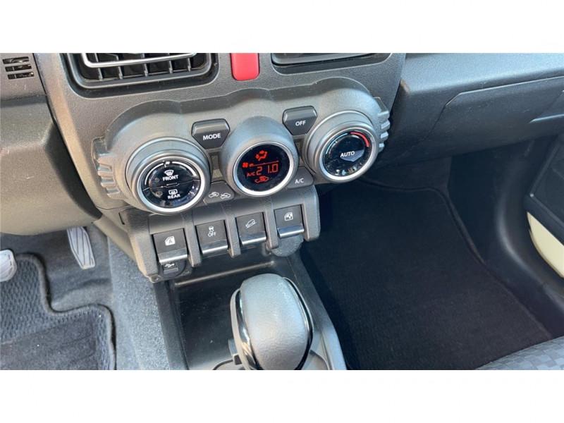 Photo 10 de l'offre de SUZUKI JIMNY 1.5 VVT AUTO à 27900€ chez Jacquet Automobiles