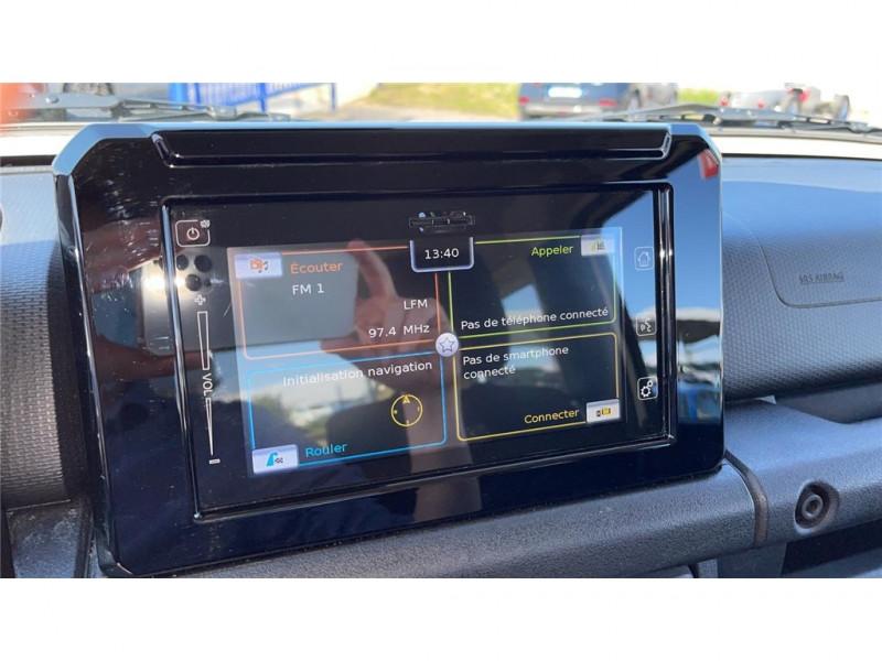 Photo 11 de l'offre de SUZUKI JIMNY 1.5 VVT AUTO à 27900€ chez Jacquet Automobiles