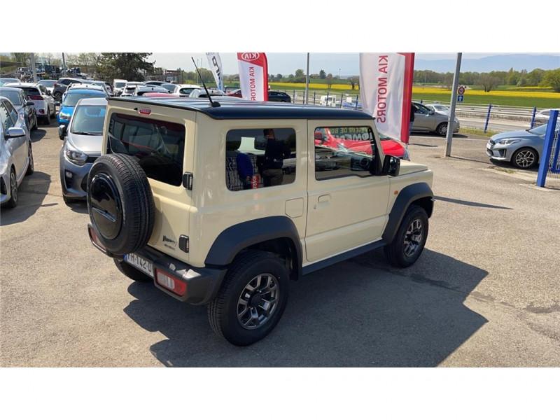 Photo 3 de l'offre de SUZUKI JIMNY 1.5 VVT AUTO à 27900€ chez Jacquet Automobiles