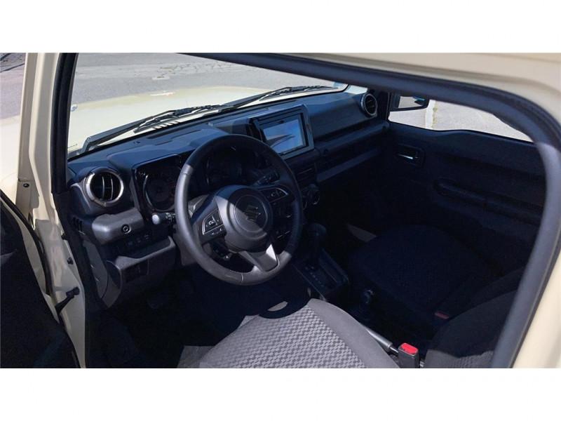 Photo 7 de l'offre de SUZUKI JIMNY 1.5 VVT AUTO à 27900€ chez Jacquet Automobiles