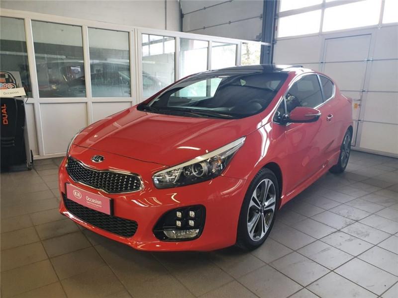 Kia PRO_CEE'D COUPE 1.6 CRDI 136 CH ISG Diesel Rouge, Autre Occasion à vendre