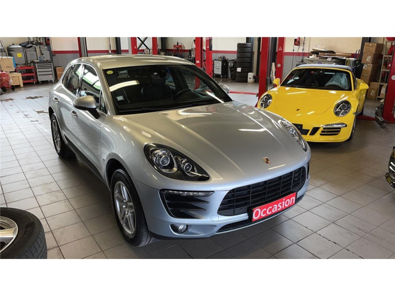 Porsche MACAN DIESEL 3.0 V6 258 CH Diesel gris Occasion à vendre