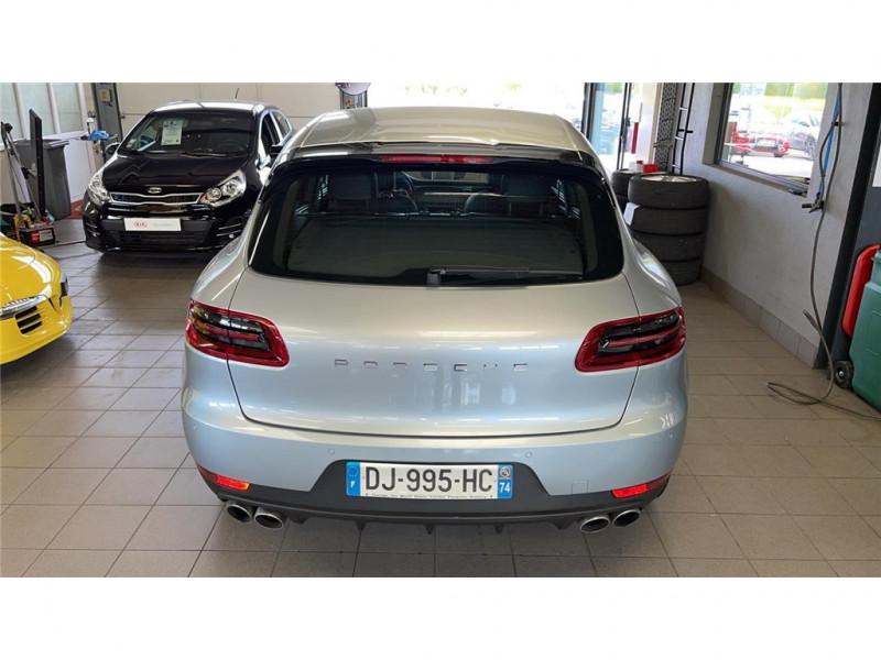Photo 3 de l'offre de PORSCHE MACAN DIESEL 3.0 V6 258 CH à 39900€ chez Jacquet Automobiles