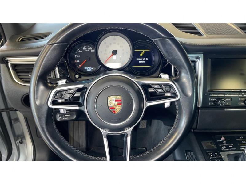 Photo 9 de l'offre de PORSCHE MACAN DIESEL 3.0 V6 258 CH à 39900€ chez Jacquet Automobiles