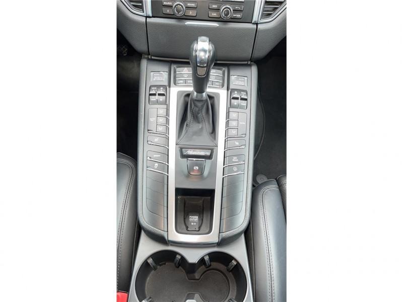 Photo 11 de l'offre de PORSCHE MACAN DIESEL 3.0 V6 258 CH à 39900€ chez Jacquet Automobiles