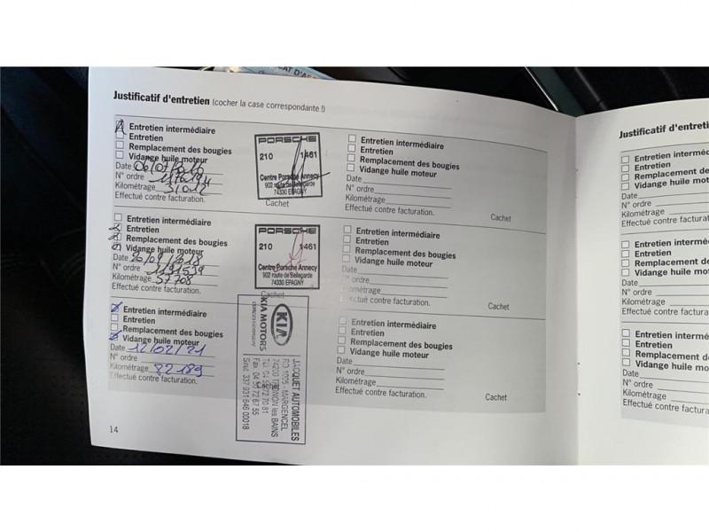 Photo 14 de l'offre de PORSCHE MACAN DIESEL 3.0 V6 258 CH à 39900€ chez Jacquet Automobiles