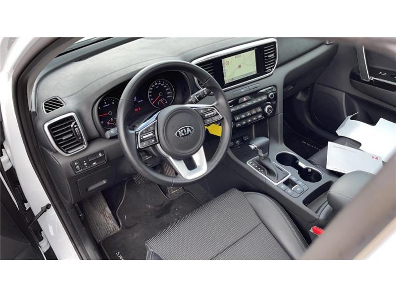 Photo 7 de l'offre de KIA SPORTAGE 1.6 CRDI 136 ISG 4X2 DCT7 à 27900€ chez Jacquet Automobiles