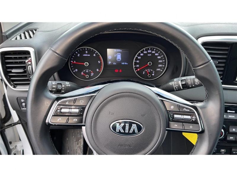 Photo 8 de l'offre de KIA SPORTAGE 1.6 CRDI 136 ISG 4X2 DCT7 à 27900€ chez Jacquet Automobiles