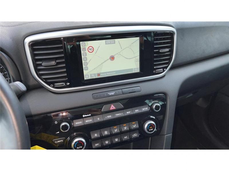 Photo 10 de l'offre de KIA SPORTAGE 1.6 CRDI 136 ISG 4X2 DCT7 à 27900€ chez Jacquet Automobiles