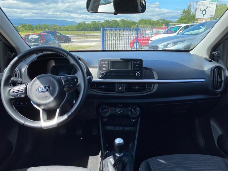 Photo 8 de l'offre de KIA PICANTO MY21 1.0 DPI 67CH ISG BVM5 à 10400€ chez Jacquet Automobiles
