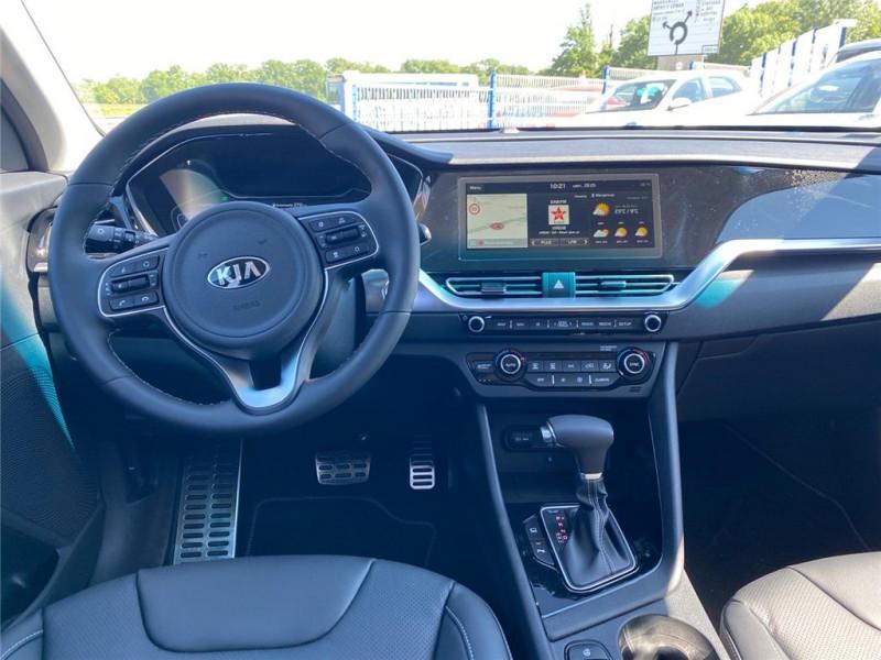 Photo 4 de l'offre de KIA NIRO HYBRID 1.6 GDI 105 CH + ELECTRIQUE 43.5 CH DCT6 à 30900€ chez Jacquet Automobiles
