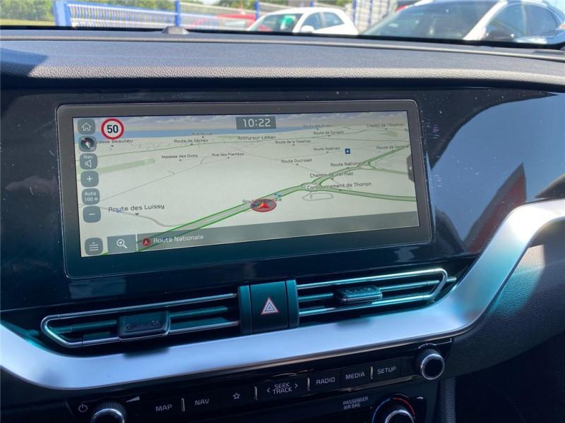Photo 9 de l'offre de KIA NIRO HYBRID 1.6 GDI 105 CH + ELECTRIQUE 43.5 CH DCT6 à 30900€ chez Jacquet Automobiles