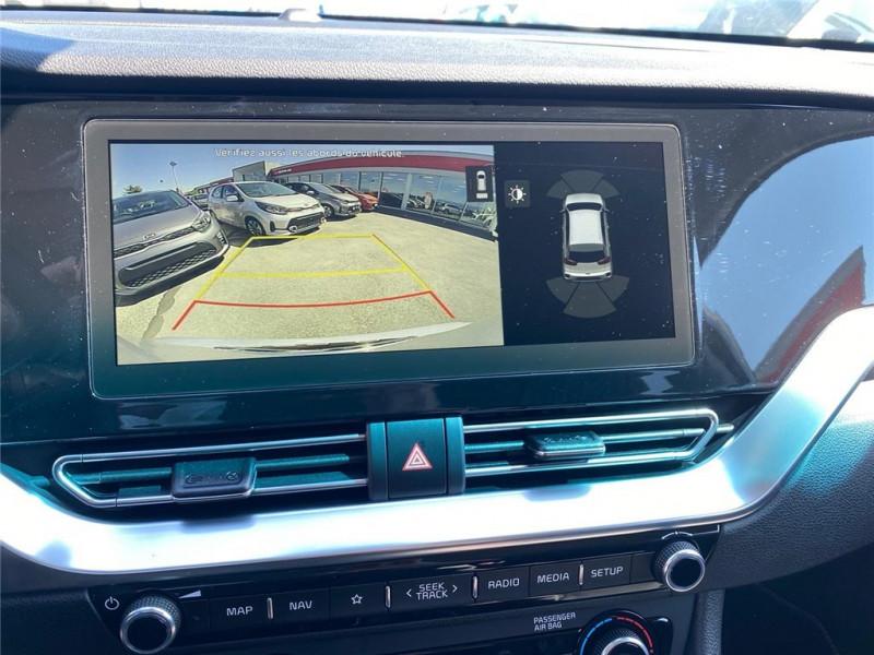 Photo 10 de l'offre de KIA NIRO HYBRID 1.6 GDI 105 CH + ELECTRIQUE 43.5 CH DCT6 à 30900€ chez Jacquet Automobiles