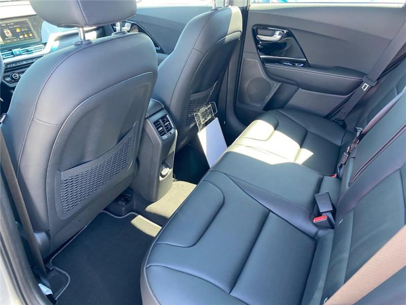 Photo 6 de l'offre de KIA NIRO HYBRID 1.6 GDI 105 CH + ELECTRIQUE 43.5 CH DCT6 à 30900€ chez Jacquet Automobiles