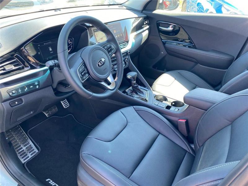 Photo 5 de l'offre de KIA NIRO HYBRID 1.6 GDI 105 CH + ELECTRIQUE 43.5 CH DCT6 à 30900€ chez Jacquet Automobiles