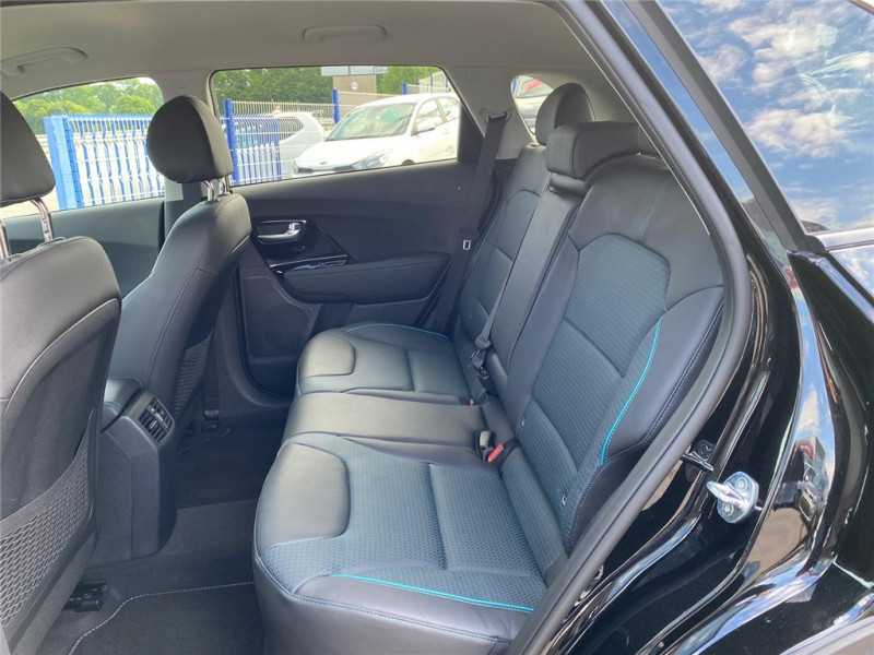 Photo 9 de l'offre de KIA E-NIRO ELECTRIQUE 204 CH à 34000€ chez Jacquet Automobiles
