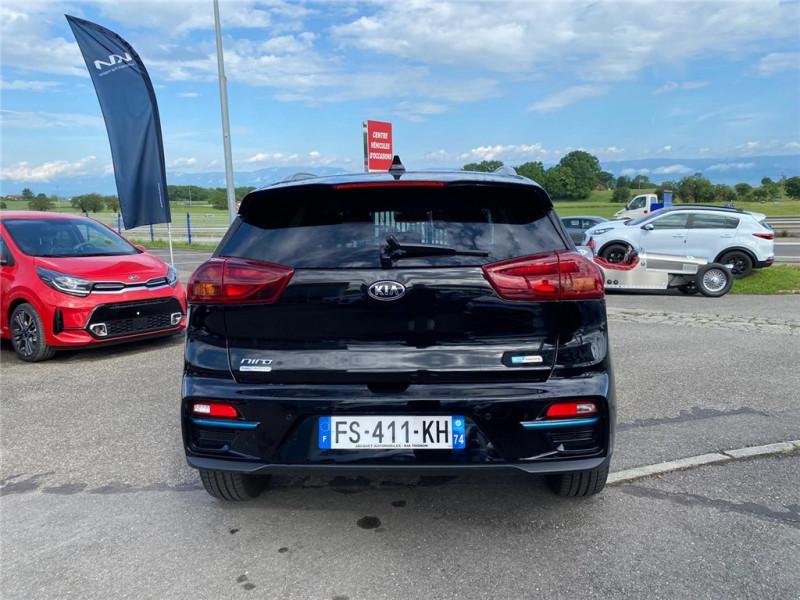 Photo 6 de l'offre de KIA E-NIRO ELECTRIQUE 204 CH à 34000€ chez Jacquet Automobiles
