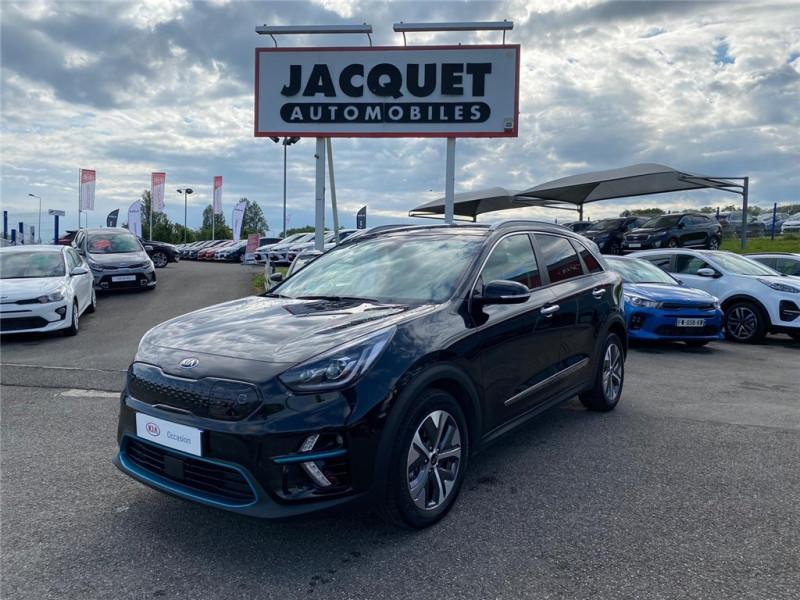 Photo 2 de l'offre de KIA E-NIRO ELECTRIQUE 204 CH à 34000€ chez Jacquet Automobiles