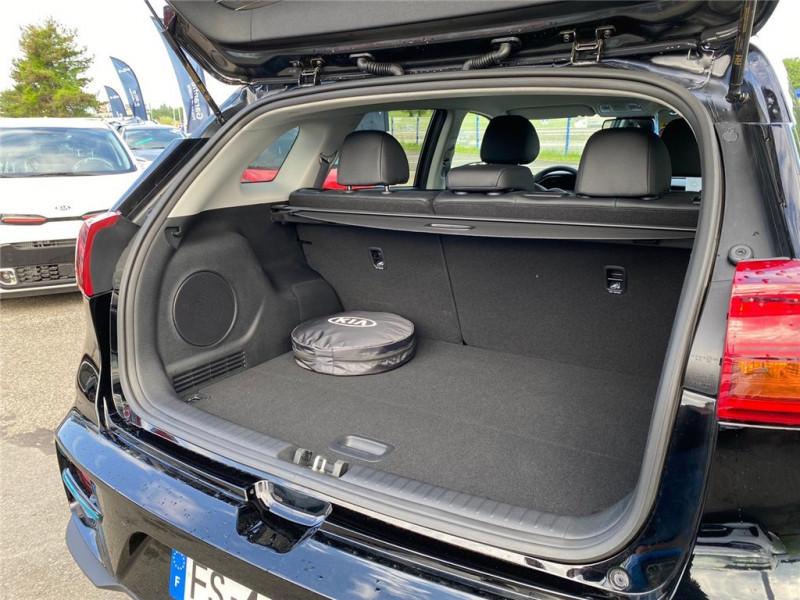 Photo 7 de l'offre de KIA E-NIRO ELECTRIQUE 204 CH à 34000€ chez Jacquet Automobiles