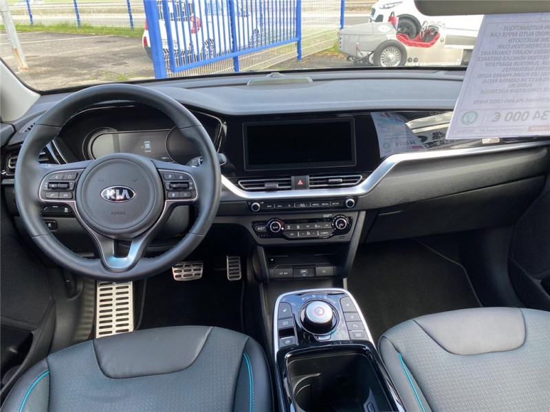 Photo 11 de l'offre de KIA E-NIRO ELECTRIQUE 204 CH à 34000€ chez Jacquet Automobiles
