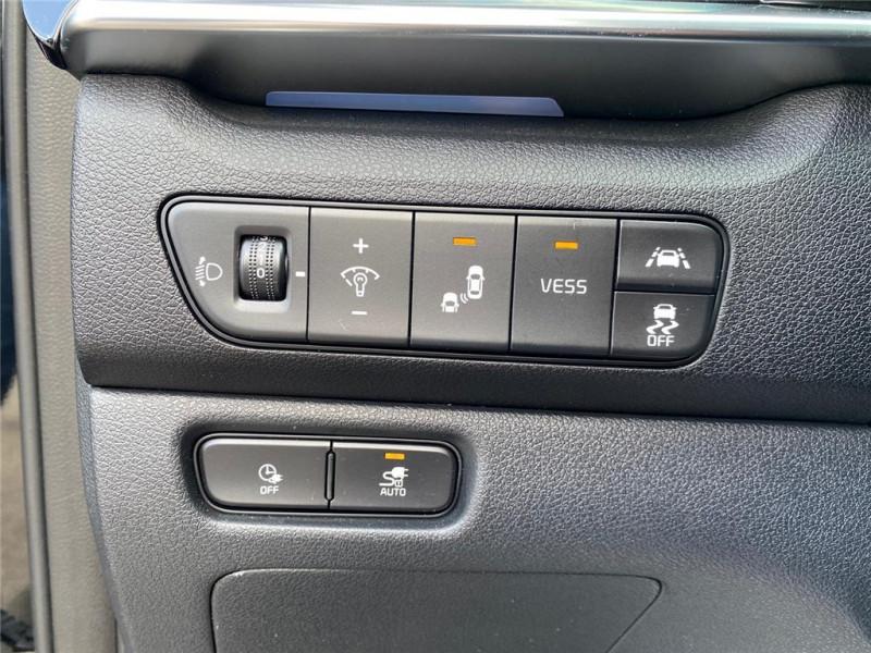 Photo 16 de l'offre de KIA E-NIRO ELECTRIQUE 204 CH à 34000€ chez Jacquet Automobiles