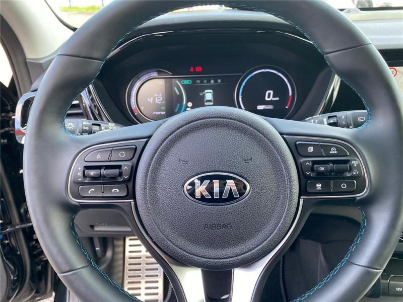 Photo 12 de l'offre de KIA E-NIRO ELECTRIQUE 204 CH à 34000€ chez Jacquet Automobiles