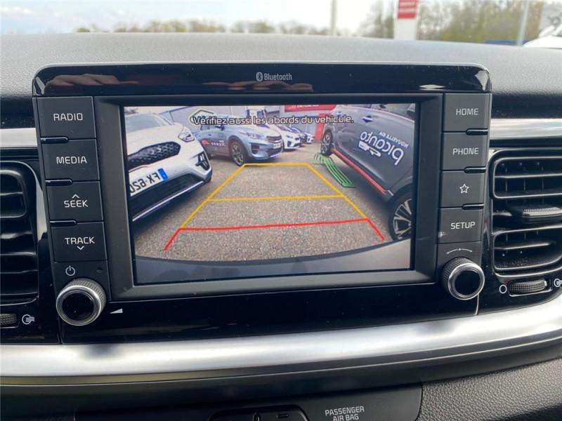 Photo 8 de l'offre de KIA STONIC 1.0 T-GDI 100 CH ISG BVM5 à 17400€ chez Jacquet Automobiles