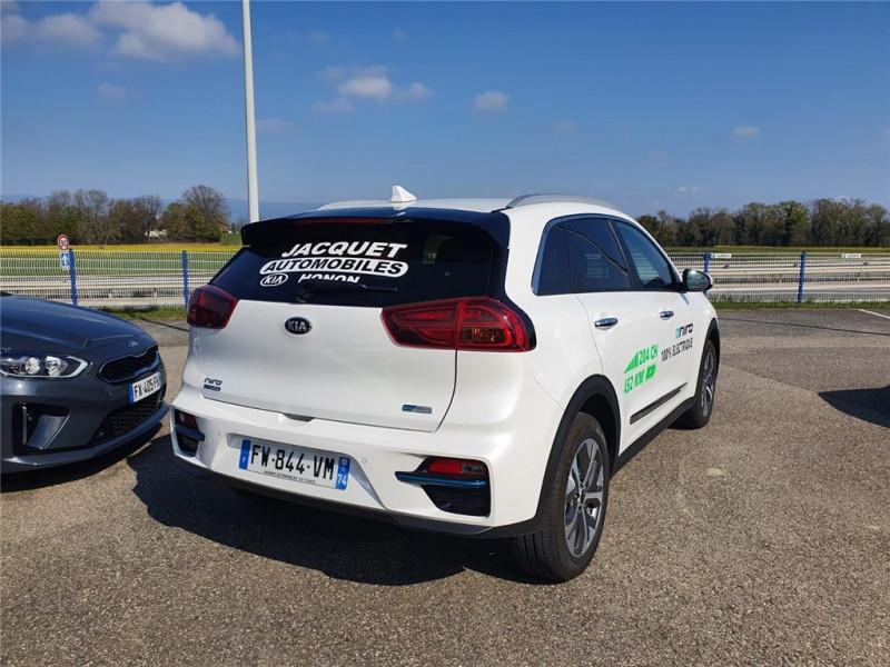 Photo 4 de l'offre de KIA E-NIRO ELECTRIQUE 204 CH à 36650€ chez Jacquet Automobiles