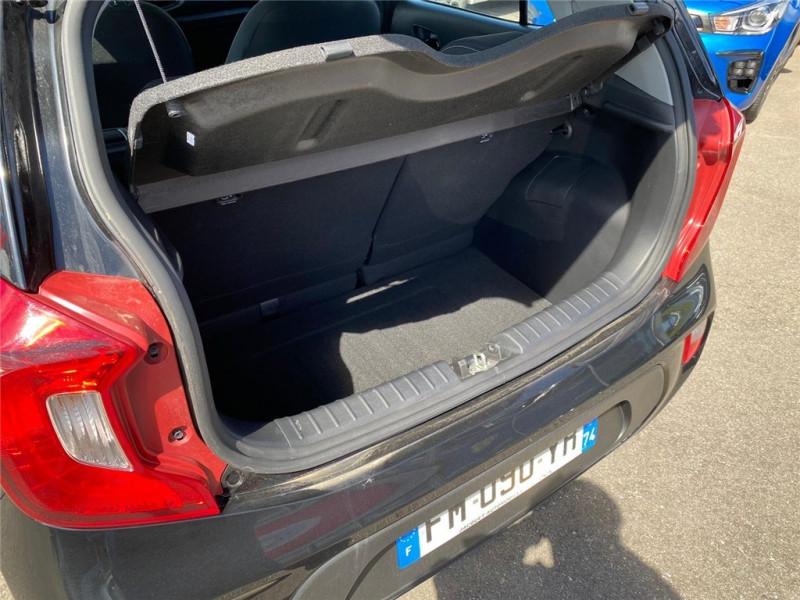 Photo 5 de l'offre de KIA PICANTO MY21 1.0 DPI 67CH ISG BVM5 à 10400€ chez Jacquet Automobiles
