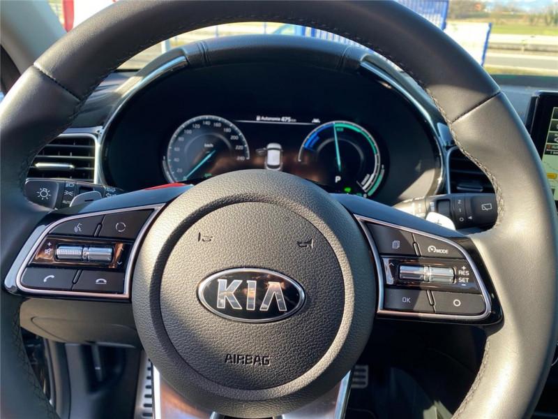 Photo 6 de l'offre de KIA XCEED 1.6 GDI 105 CH ISG/ ELECTRIQUE 60.5CH DCT6 à 30900€ chez Jacquet Automobiles