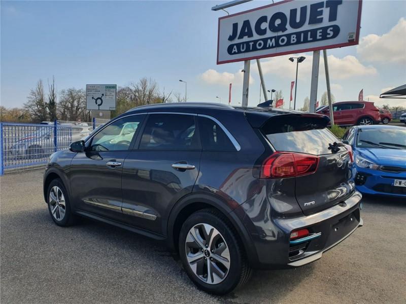 Photo 4 de l'offre de KIA E-NIRO ELECTRIQUE 204 CH à 35150€ chez Jacquet Automobiles