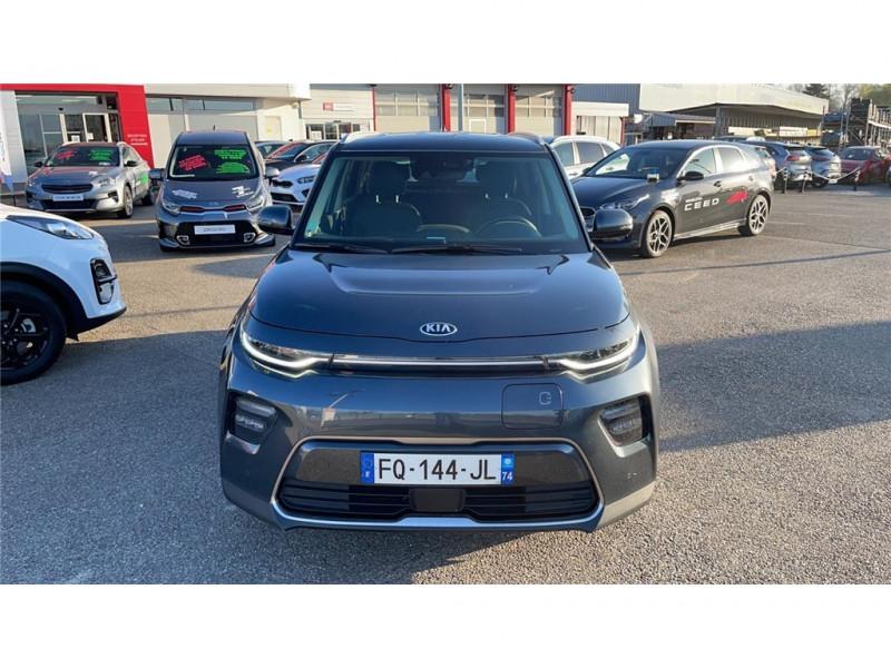 Photo 2 de l'offre de KIA E-SOUL ELECTRIQUE 204 CH à 29900€ chez Jacquet Automobiles
