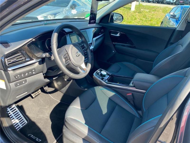 Photo 8 de l'offre de KIA E-NIRO ELECTRIQUE 204 CH à 35150€ chez Jacquet Automobiles