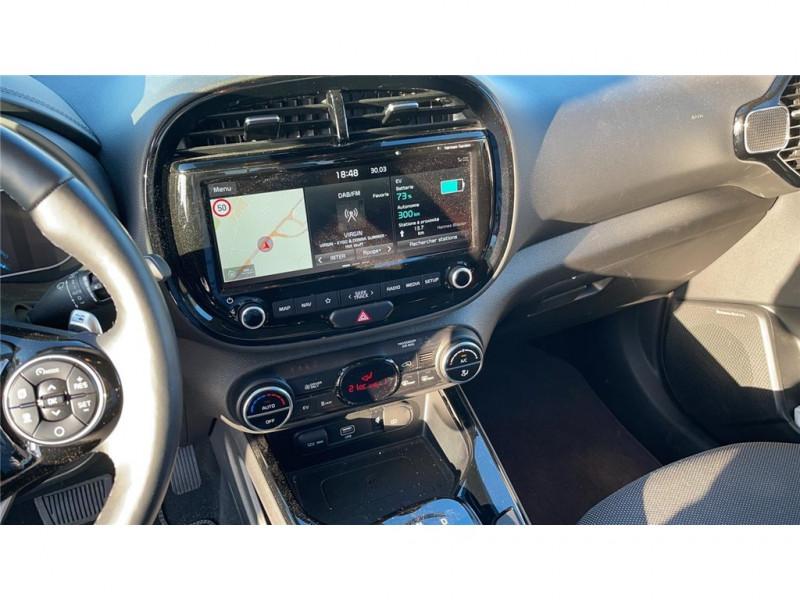 Photo 8 de l'offre de KIA E-SOUL ELECTRIQUE 204 CH à 29900€ chez Jacquet Automobiles