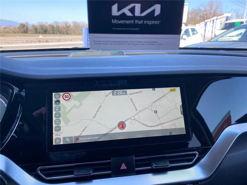 Photo 12 de l'offre de KIA E-NIRO ELECTRIQUE 204 CH à 35150€ chez Jacquet Automobiles