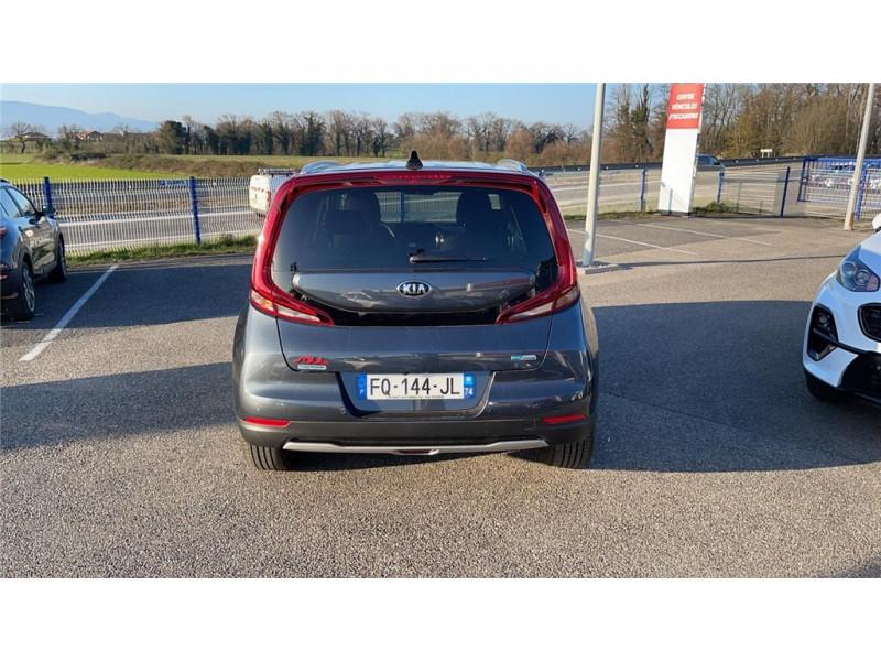 Photo 4 de l'offre de KIA E-SOUL ELECTRIQUE 204 CH à 29900€ chez Jacquet Automobiles