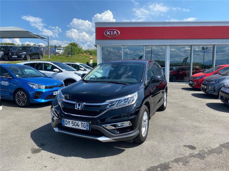 Honda CR-V 1.6  I-DTEC 2WD Diesel Noir, Métallisé Occasion à vendre