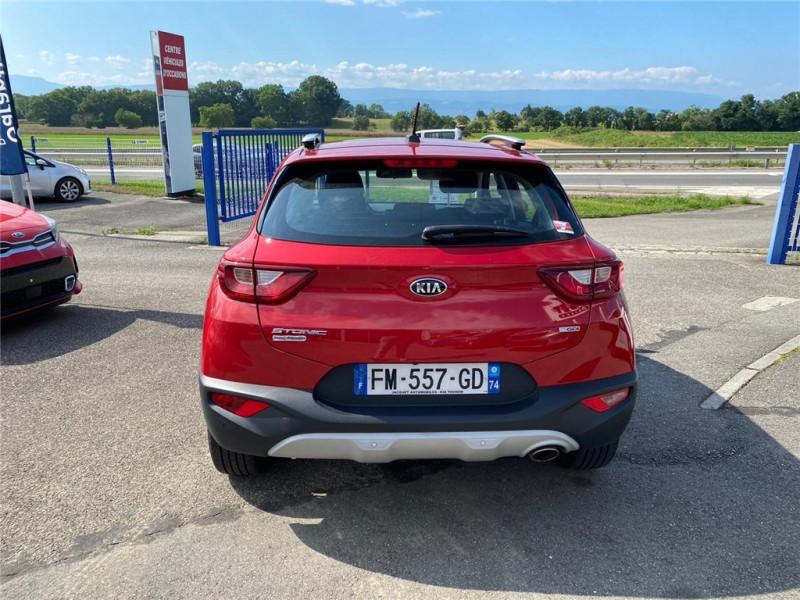 Photo 5 de l'offre de KIA STONIC 1.0 T-GDI 100 CH ISG BVM5 à 16900€ chez Jacquet Automobiles