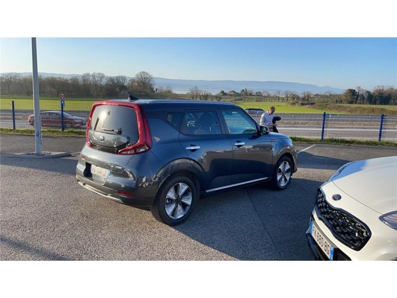 Photo 5 de l'offre de KIA E-SOUL ELECTRIQUE 204 CH à 29900€ chez Jacquet Automobiles