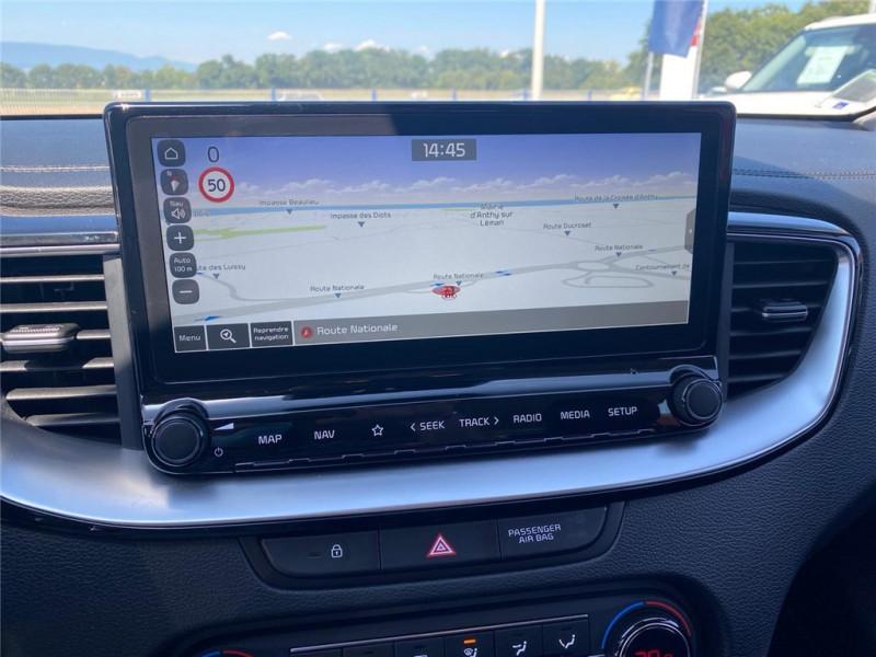 Photo 10 de l'offre de KIA XCEED 1.0L T-GDI 120 CH BVM6 ISG à 20900€ chez Jacquet Automobiles