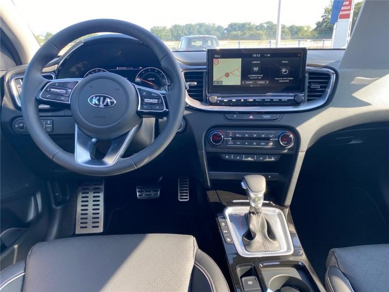 Photo 5 de l'offre de KIA XCEED 1.4L T-GDI 140 CH DCT7 ISG à 28900€ chez Jacquet Automobiles