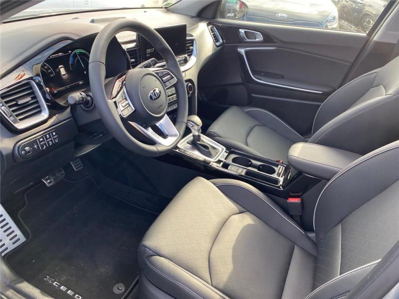Photo 6 de l'offre de KIA XCEED HYBRIDE RECHARGEABLE 1.6 GDI 105 CH ISG/ ELECTRIQUE 60.5CH DCT6 à 33400€ chez Jacquet Automobiles