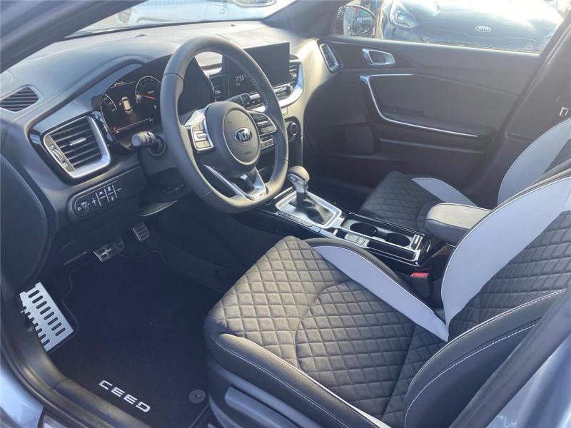 Photo 6 de l'offre de KIA CEED MY21 CEED 1.5 T-GDi 160 ch ISG DCT7 à 24900€ chez Jacquet Automobiles