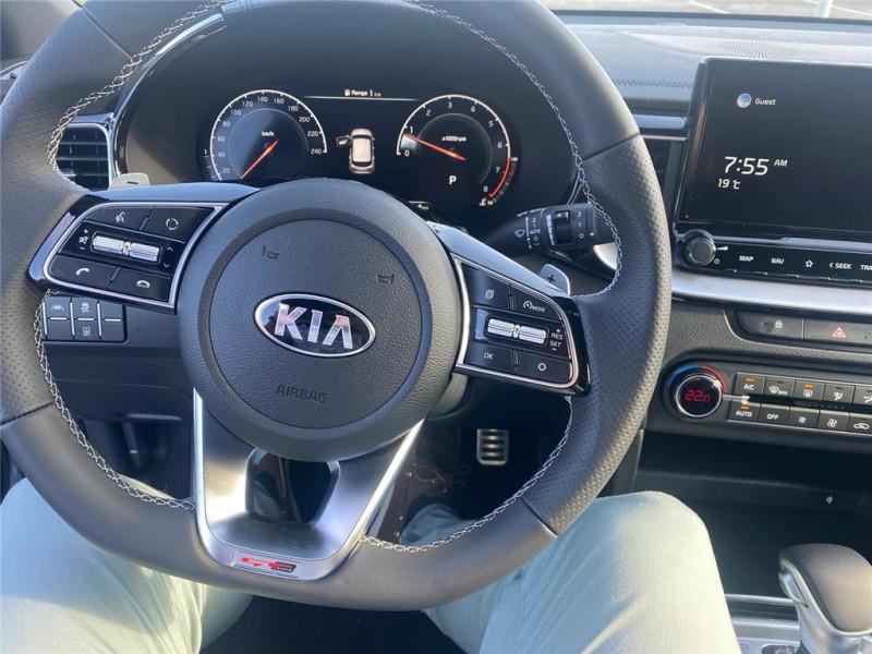 Photo 9 de l'offre de KIA CEED MY21 CEED 1.5 T-GDi 160 ch ISG DCT7 à 24900€ chez Jacquet Automobiles