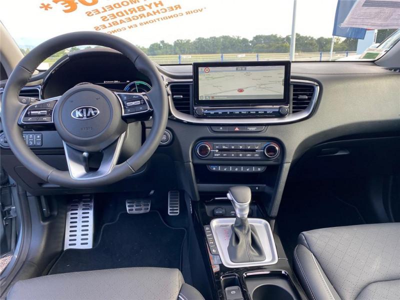Photo 5 de l'offre de KIA XCEED HYBRIDE RECHARGEABLE 1.6 GDI 105 CH ISG/ ELECTRIQUE 60.5CH DCT6 à 33400€ chez Jacquet Automobiles