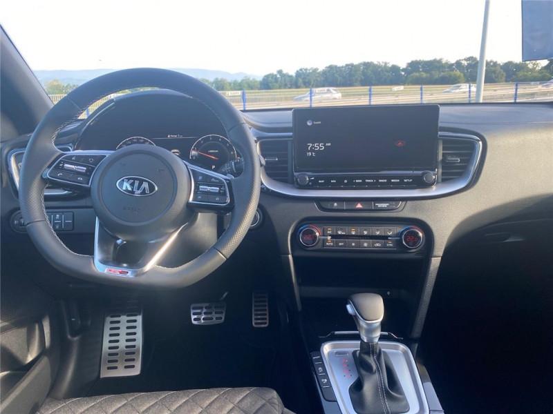 Photo 5 de l'offre de KIA CEED MY21 CEED 1.5 T-GDi 160 ch ISG DCT7 à 24900€ chez Jacquet Automobiles