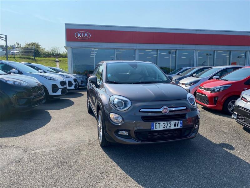 Fiat 500X 1.4 MULTIAIR 140 CH DCT Essence sans plomb Gris Foncé, Métallisé Occasion à vendre